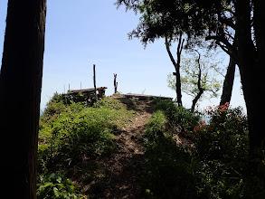 朝鮮岩に到着