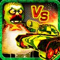 격돌! 좀비 vs 탱크! icon
