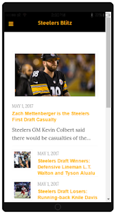 SB Steelers News- screenshot thumbnail