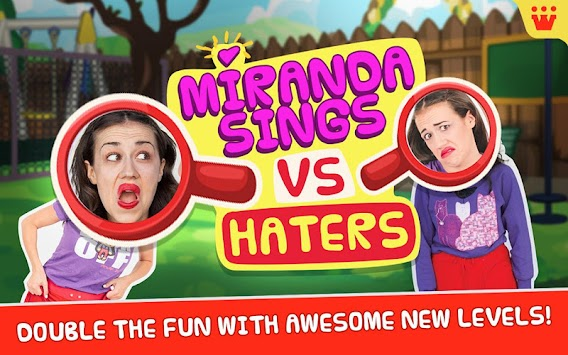 Miranda Sings vs Haters apk screenshot