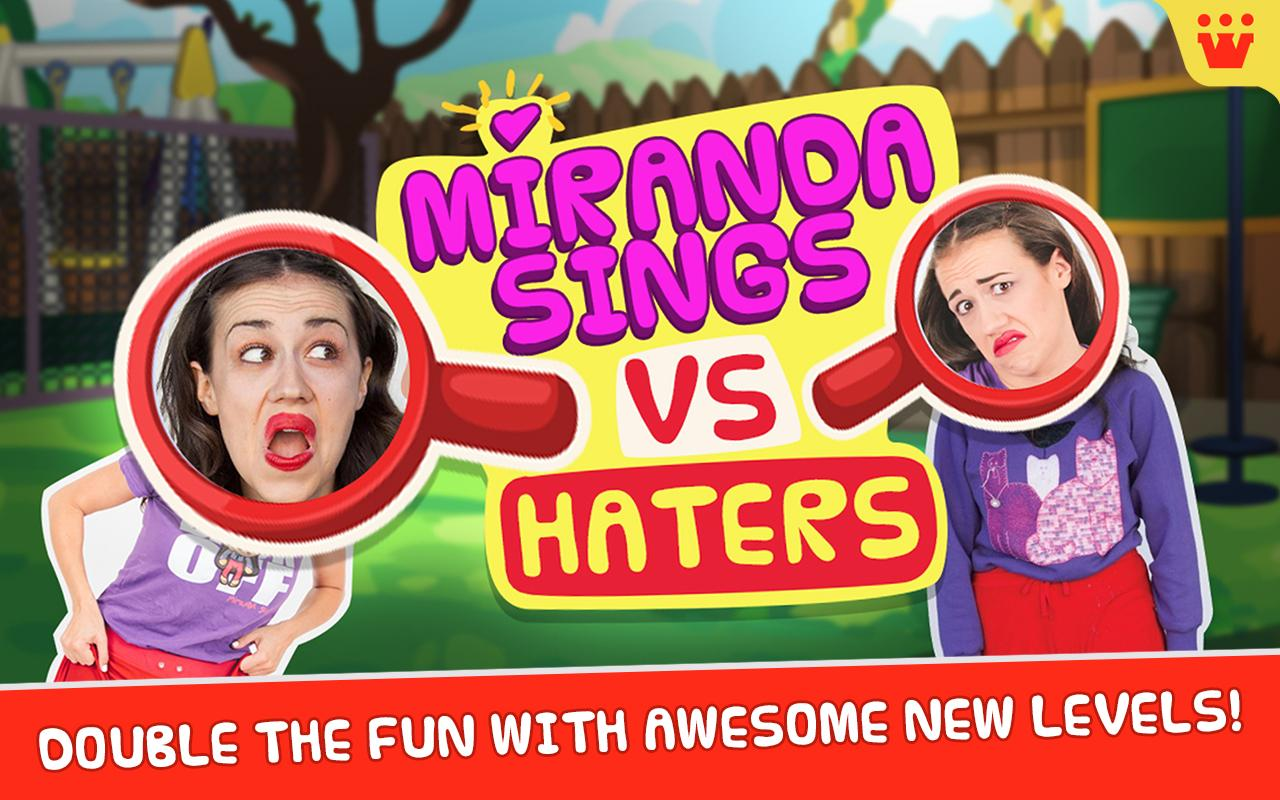 Miranda Sings vs Haters- screenshot