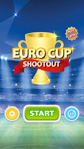 EURO CUP SHOOTOUT SOCCER 3D 2.0 screenshots 1