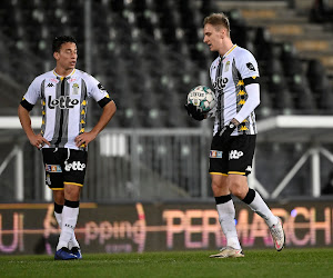 Nouvelle tuile pour le Sporting de Charleroi et Lukasz Teodorczyk