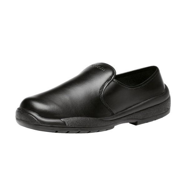 Zapatos para el trabajo unisex sin cordones