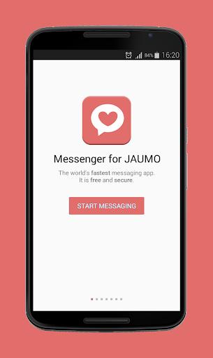 Messenger for JAUMO