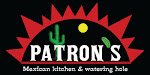 Logo for Patron's Mexican Kitchen & Watering Hole