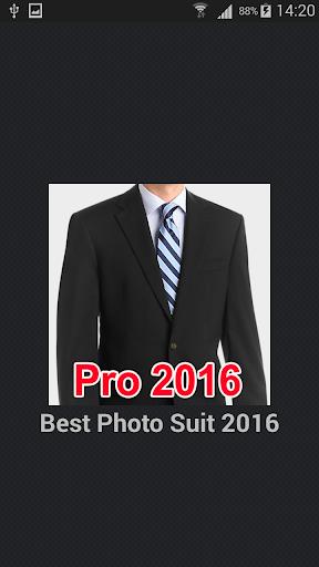 Best Photo Suit 2016