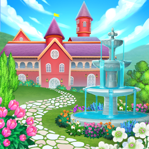Royal Garden Tales - Puzzle et Design Match 3 Icon