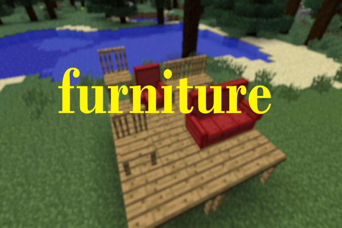 Furniture Mod For Minecraft Android Apps On Google Play