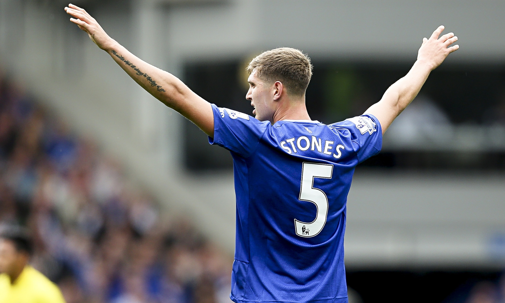 John Stones CAN grow into a defensive wall