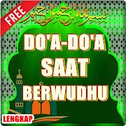 Doa Sa'at Berwudhu Lengkap