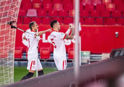 Séville s'impose sans trembler et s'installe dans le wagon de la Ligue des Champions
