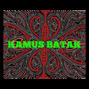 Kamus Bahasa Batak - Indonesia