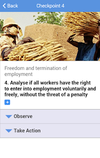 Eliminating Forced Labour- screenshot thumbnail