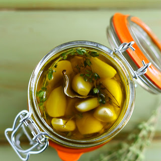 Olive Oil Pickles Recipes