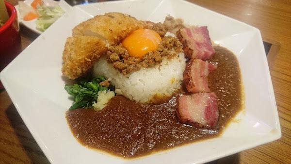 三上咖哩 Mikami Curry - 本家臺灣咖哩的升級改良版