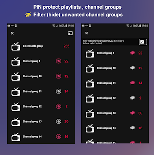 App GSE SMART IPTV APK for Windows Phone