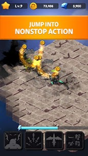 Rogue Idle RPG: Epic Dungeon Battle Mod Apk (Unlimited Gold) 1