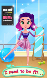 Violet the Doll – My Virtual Home 2