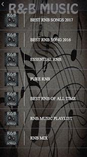 R&B Music - náhled
