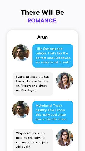 Aisle u2014 Dating App For Indians 8.1.8 screenshots 5