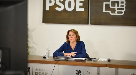 Díaz pide ayudas a fondo perdido para los comerciantes y hosteleros