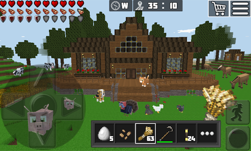 WorldCraft : 3D Build & Craft 2.7 screenshots 2