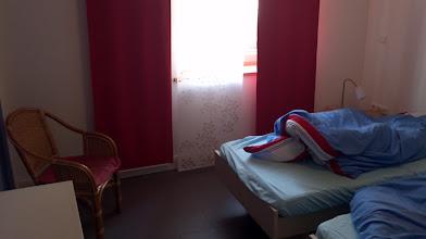 Photo: unser Hostel