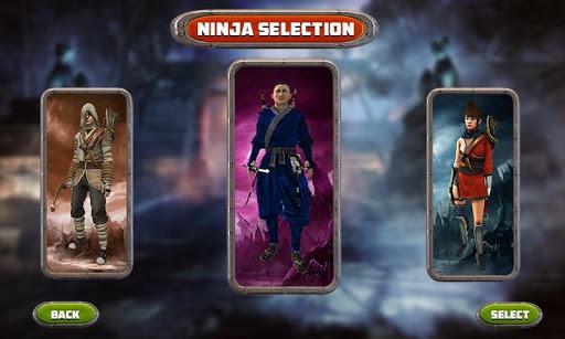 Code Triche super-hu00e9ros ninja kung fu: jeux mini ninjas APK MOD screenshots 2