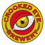 Logo for Crooked Eye Brewery