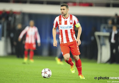 Giannis Maniatis is de laatste wintertransfer van Standard