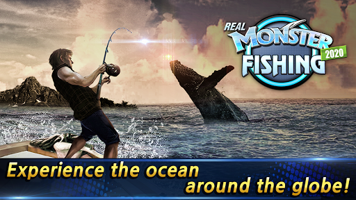 Monster Fishing 2020 screenshot 1