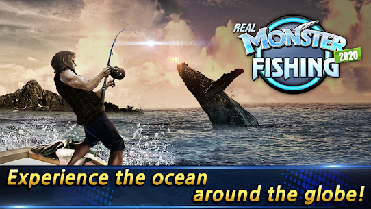 Download Monster Fishing 2020 Mod Apk (Unlimited Money) for Android 1
