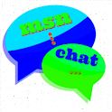 Chat msn two icon