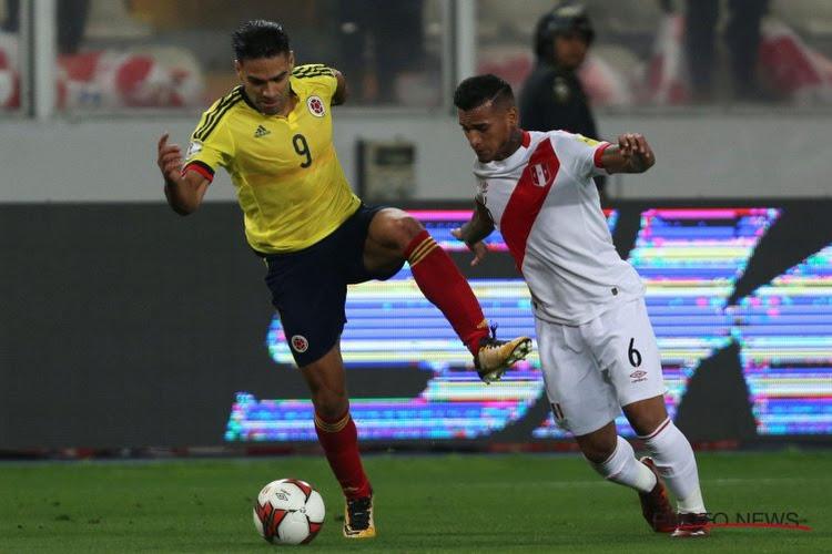 Y-a-t-il eu un pacte entre Colombiens et Péruviens pour obtenir la qualification ?