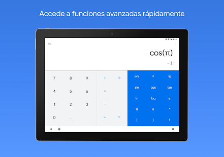 Calculadora Screenshot