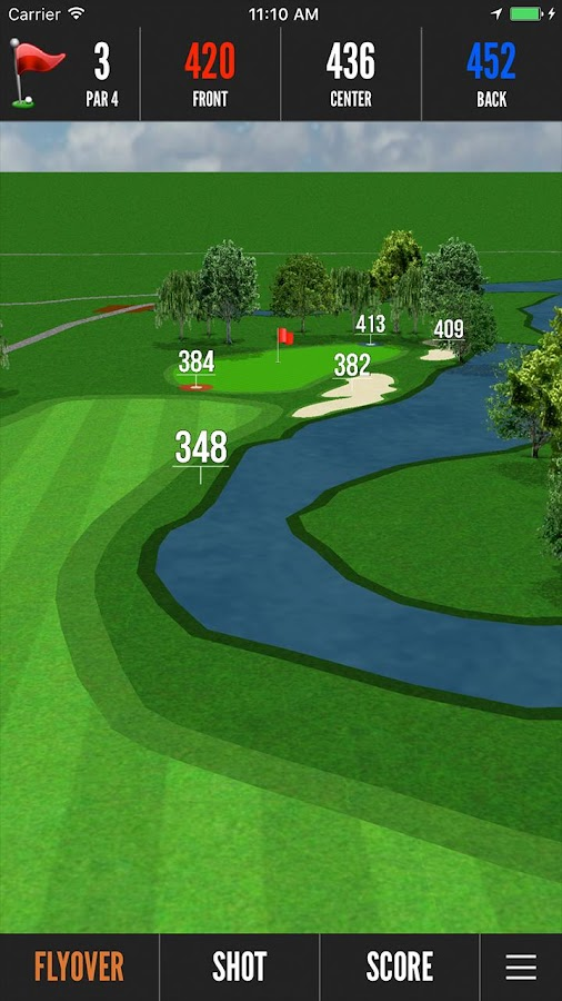 Bushnell Golf- screenshot