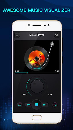 Free Music - MP3 Player, Equalizer & Bass Booster 1.0.0 screenshot 2093763