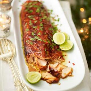 Asian Sticky Salmon.