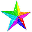 Glitter Poly Art 3D Color by Number: Coloring Book icon