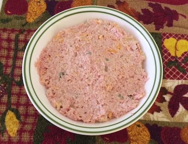 Fake Ham Salad--southwestern Pennsylvania Style Recipe