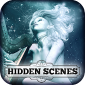 Hidden Scenes - Fairies and Dragons