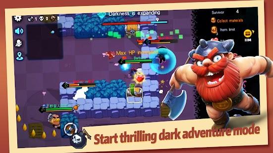 BarbarQ Screenshot