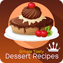 Simple Tasty Dessert Recipes icon