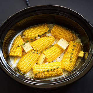 Slow-Cooker Corn on the Cob.