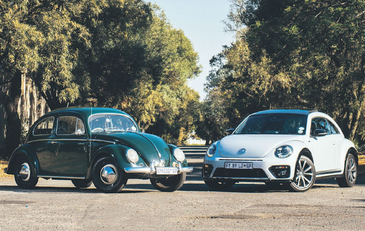 It's the end of the (production) line for the Beetle