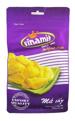 Jackfruit Chips 100 g Vinamit