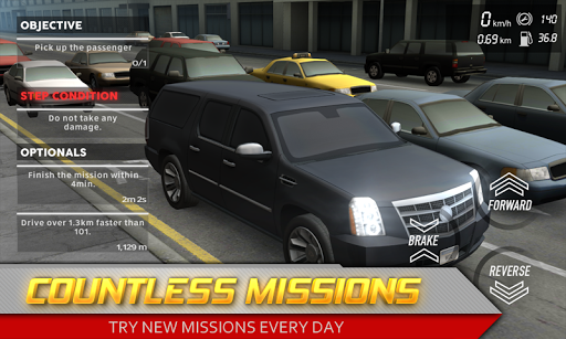 Streets Unlimited 3D 1.09 screenshots 4