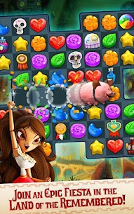 Sugar Smash: Book of Life – Free Match 3 Games. 8