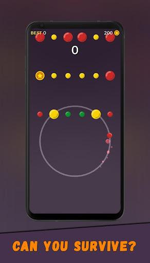 Spin Dot Circle  captures d'u00e9cran 2